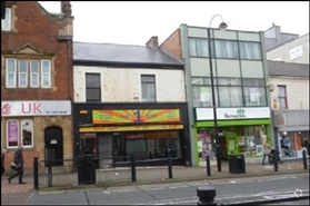 1,153 SF High Street Shop for Rent  |  184 - 186 Shields Road, Newcastle Upon Tyne, NE6 1DT