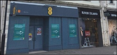 1,736 SF High Street Shop for Rent  |  72 High Street, Dumfries, DG1 2BN