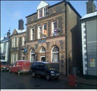 1,060 SF High Street Shop for Sale  |  Barclays Bank, Tregaron, SY25 6JL