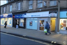 1,034 SF High Street Shop for Rent  |  15 Main, Wishaw, ML2 7AF