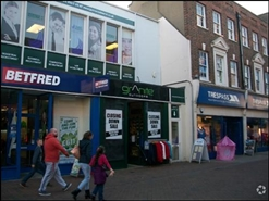 1,500 SF High Street Shop for Rent  |  39 Westgate Street, Ipswich, IP1 3DX