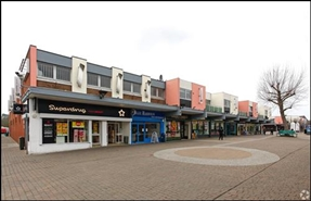 645 SF Shopping Centre Unit for Rent  |  Unit 23, The Swanley Centre, Swanley, BR8 7TG