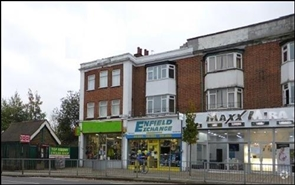1,702 SF High Street Shop for Rent  |  Savoy Parade, Enfield, EN1 1RT