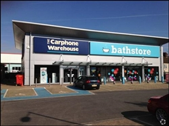 1,500 SF Retail Park Unit for Rent  |  Unit 13b, Luton, LU4 8EZ