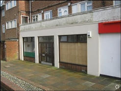 866 SF High Street Shop for Rent  |  35 - 37 Blackman Avenue, St Leonards On Sea, TN38 9EA