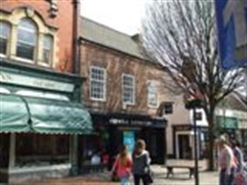 752 SF High Street Shop for Rent  |  41 Carolgate, Retford, DN22 6BZ