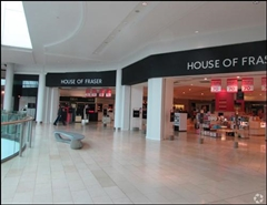 37,125 SF Shopping Centre Unit for Rent  |  Highcross Shopping Centre, Leicester, LE1 4AN