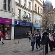 865 SF High Street Shop for Rent  |  19 Kirkgate, LEEDS, LS1 6BY