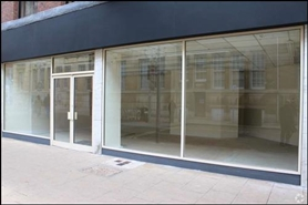 1,300 SF High Street Shop for Rent  |  Oakfield House, Ilford, IG1 1EF