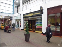 978 SF Shopping Centre Unit for Rent  |  Unit 13, Abbeygate Shopping Centre, Nuneaton, CV11 4HL