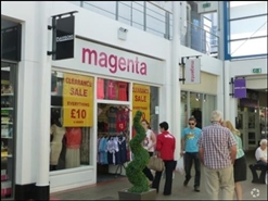 1,054 SF Shopping Centre Unit for Rent  |  Unit 41, Abbeygate Shopping Centre, Nuneaton, CV11 4HL