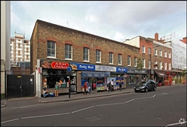 1,980 SF High Street Shop for Rent  |  17 - 21 Elizabeth Street, London, SW1W 9RH