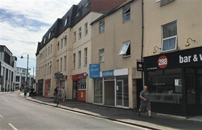 930 SF High Street Shop for Rent  |  284 High Street, Cheltenham, GL50 3HQ