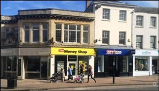 563 SF High Street Shop for Rent  |  28 North Street, Taunton, TA1 1LW