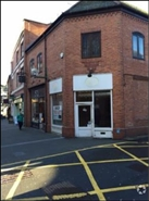 651 SF Shopping Centre Unit for Rent  |  Unit 2, 17 Maylord Street, Hereford, HR1 2DS