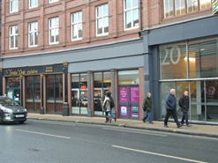 1,344 SF High Street Shop for Rent  |  20 George Hudson Street, York, YO1 6WR