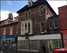 880 SF High Street Shop for Rent  |  33 Gloucester Road, Ross On Wye, HR9 5BS