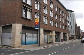 3,211 SF High Street Shop for Rent  |  Unit 1, Mixed Use Development, Liverpool, L1 9BP