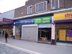 4,490 SF High Street Shop for Rent  |  185 High Street, West Bromwich, B70 7RD