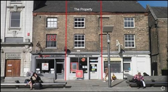 464 SF High Street Shop for Rent | 6 Queen Street, Peterborough, PE1 1PA