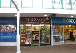 216 SF Shopping Centre Unit for Rent  |  Unit 1, Central Square Shopping Centre, Erdington, B23 6RY
