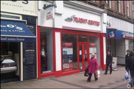 542 SF High Street Shop for Rent  |  9 Wheeler Gate, Nottingham, NG1 2NA