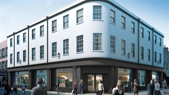 3,131 SF High Street Shop for Rent  |  8 - 18 Hilgrove Street, Jersey, JE2 4SL