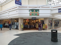 3,442 SF Shopping Centre Unit for Rent  |  Unit 6-8, Guildhall Shopping Centre, Stafford, ST16 2BB