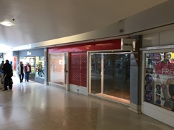 1,121 SF Shopping Centre Unit for Rent | UNIT 12, Guildhall Shopping Centre, Stafford, ST16 2BB