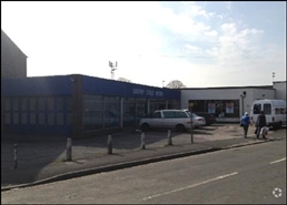 1,446 SF Out of Town Shop for Rent  |  Former Mot Garage, Heanor, DE75 7GD