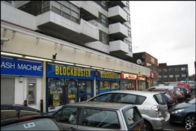 2,445 SF High Street Shop for Rent  |  Units 3-4, Sunbury Cross Shopping Centre, Sunbury, TW16 7AZ
