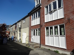 423 SF High Street Shop for Rent  |  Unit A Tilly Whim Mews, Swanage, BH19 1EH
