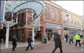2,069 SF Shopping Centre Unit for Rent  |  Sailmakers Shopping Centre, Ipswich, IP1 3AA