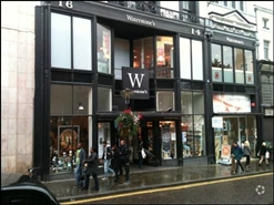 2,556 SF High Street Shop for Rent  |  14 - 16 Bold Street, Liverpool, L1 4DS