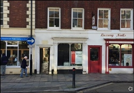330 SF High Street Shop for Rent  |  24 Market Place, Blandford Forum, DT11 7EB