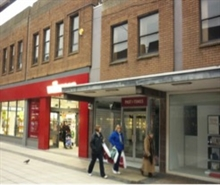1,242 SF Shopping Centre Unit for Rent  |  19 George Street, Altrincham, WA14 1RJ