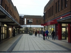 13,700 SF Shopping Centre Unit for Rent  |  4 George Street, Altrincham, WA14 1SF