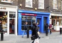 550 SF High Street Shop for Rent  |  29 Neal Street, London, WC2H 9PR