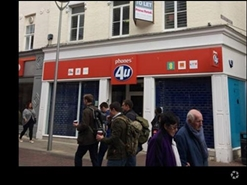 902 SF High Street Shop for Rent  |  29 Tavern Street, Ipswich, IP1 3AD