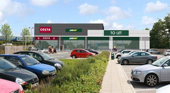 4,000 SF Out of Town Shop for Rent  |  Parc Plaza Waterton, Bridgend, CF31 3XX