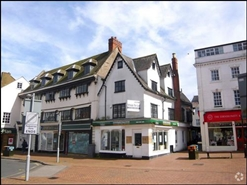 1,628 SF High Street Shop for Sale  |  12 Market Place, Banbury, OX16 5LG