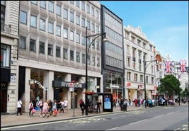5,887 SF High Street Shop for Rent  |  301 - 307 Oxford Street, London, W1C 2HW