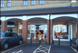 1,995 SF Retail Park Unit for Rent  |  Su9a, Two Rivers Retail Park, Staines, TW18 4UP