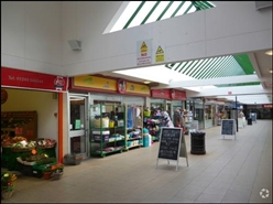 1,671 SF Shopping Centre Unit for Rent | Units 5&6 Central Precinct, Buckley, CH7 2EF