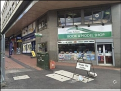 1,600 SF High Street Shop for Rent  |  Winston Churchill House, Birmingham, B2 4BG