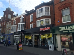 1,452 SF High Street Shop for Sale  |  32/33 Market Place, Great Yarmouth, NR30 1LX