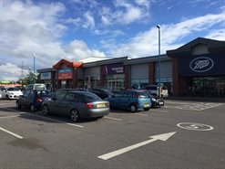 3,887 SF Retail Park Unit for Rent  |  Unit 10C Orbital Retail Park, Cannock, WS11 8XP