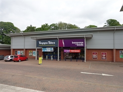 3,444 SF Retail Park Unit for Rent  |  Unit G Congleton Retail Park, Congleton, CW12 1LJ