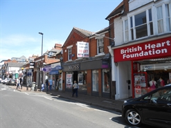 1,242 SF High Street Shop for Rent  |  37/39 High Street, Camberley, GU15 3RB
