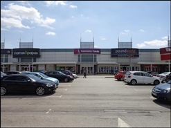 6,443 SF Retail Park Unit for Rent  |  Unit 10A Parkgate Shopping Park, Rotherham, S60 1TG